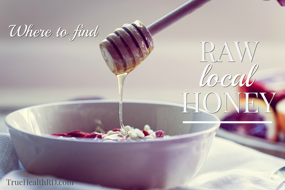 Where to Find Raw Local Honey - Crystal Chester